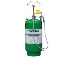Portable pressurised eyewash and bodywash system - 45L