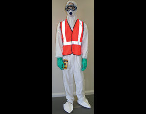 Universal PPE pack for general purpose spill kits