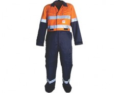 XRI-plus flame retardant coveralls
