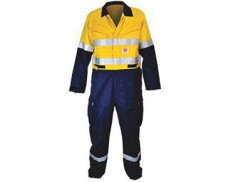 XRI light flame retardant coverall