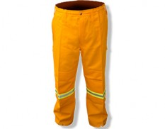 Flame retardant trousers - Wildland Gold