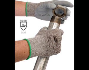Foam Flex industrial gloves