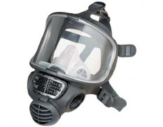 Promask single full face respirator