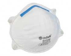 Disposable respirator P2