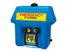 Gravity fed eyewash tank - 79L