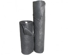 Geotextile roll - oil and fuel absorbent matting