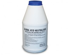 Global acid neutraliser - 5 litre shaker bottle