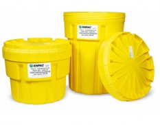 Poly overpack drum - 114 litres