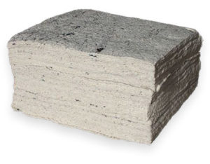 Organic absorbent mats - 90cm x 90cm