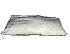 Organic absorbent pillows - large