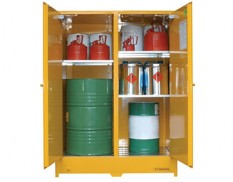 Flammable liquids safety cabinet - 450L