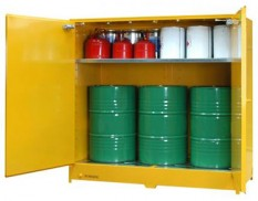 Flammable liquids safety cabinet - 650L