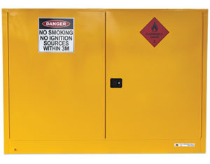 Flammable liquid safety cabinet - 850L