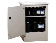 Corrosive safety storage cabinet 50L