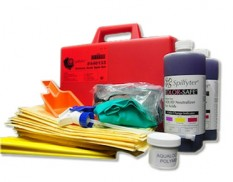 Spilfyter battery acid spill kit - 2 litre