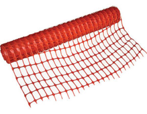Barrier mesh temporary fencing