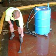 Spill recovery