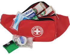 Bum bag first aid kit - K158R