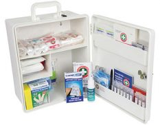 Wall-mounted first aid kit K2000WM