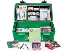 Portable heavy duty first aid kit - K430