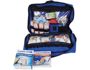 Softpack remote area first aid kit - K55