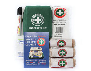 Snake bite first aid kit - KSNAKE