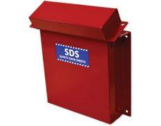 Metal SDS holder