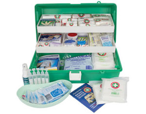 Portable first aid kits - K400
