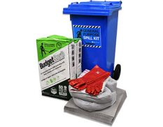 Spill kit – general purpose 115L absorbent capacity SKGPB120