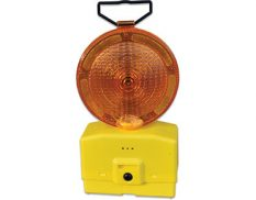 Traffic warning light - orange LED