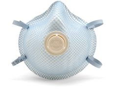 Moldex P2 valved disposable respirator