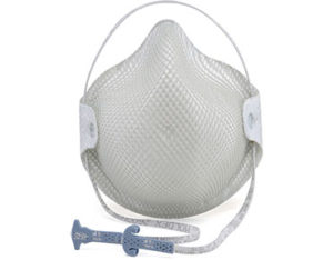 HandyStrap P2 disposable particulate respirator unvalved