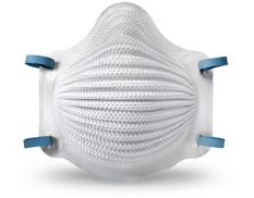 Disposable P2 respirator AirWave 2-strap