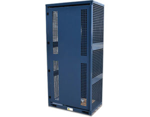 Tall gas cylinder cage - 6x high pressure cylinders