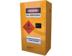 Flammable storage cabinet - 110L