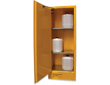 Flammable safety cabinet open - 170L