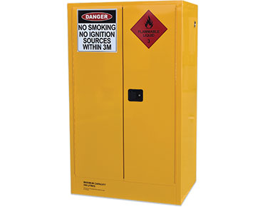 Flammable storage cabinet - 350L