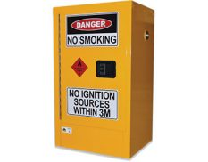 Flammable safety cabinet 60L