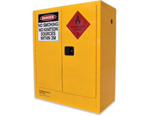 Flammable safety cabinet - 160L
