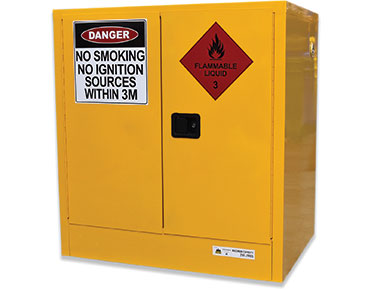 Flammable Liquids Storage Cabinet 250L Lowline