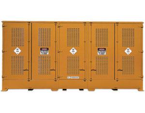 Dangerous goods storage unit 10,000L