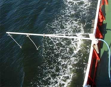 Widespray dispersant system