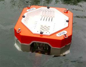 DBD13-4 high capacity lightweight skimmer