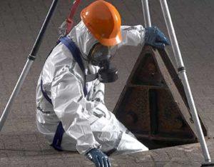 Protective coveralls