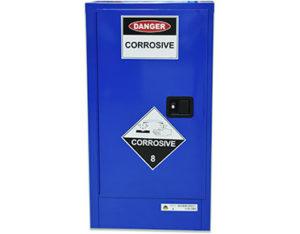 Corrosive storage cabinet 110L