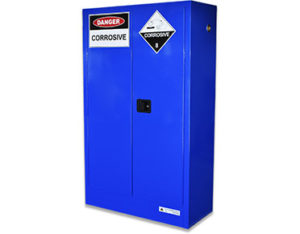 Corrosive safety cabinet - 250L