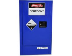 Corrosive safety storage cabinet 60L