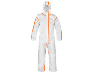 Lakeland MicroMax TS biohazard suit