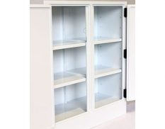 Polyethylene corrosive safety storage cabinet - 250L