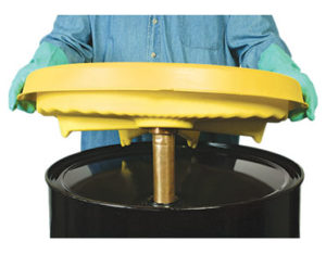Poly universal funnel